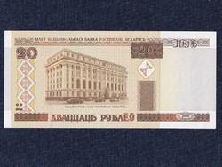 Fehéroroszország 20 Rubel 2000 / id 11835/