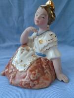 Hibátlan, világhírű spanyol porcelán  akár egy Meisseni .