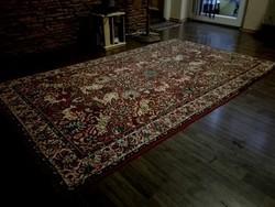 SOTEX Antik szőnyeg Vadakat ábrázoló