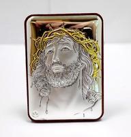 Jézus fejes színes ikon (ZAL-R63733)