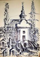 Farkasházy Miklós: Templom