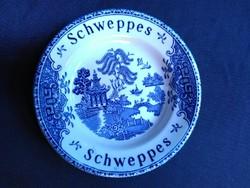 Schweppes Enoch Wedgwood Tunstall LTD. England kiscsi tányér