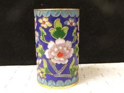 Kinai rekeszzománc váza