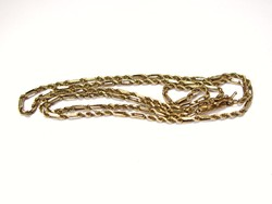 14 karátos arany nyaklánc,különleges fazon!