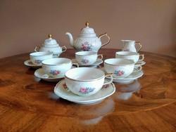 Rosenthal Sanssouci hat személyes teás készlet