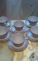 Alföldi teás csésze új  6 DARAB