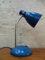 Retro / loft gégecsöves asztali lámpa
