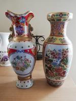 Keleti porcelán vázák