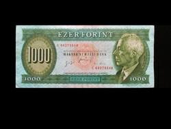 """1000 FORINT - BARTÓKOS EZRES - 1996  """"E"""" SOROZAT"""
