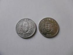 Ezüst 1 Pengősök  1939 aUNC