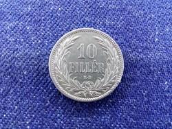 Szép Osztrák-Magyar Korona érmék 10 fillér 1894 KB / id 11592/