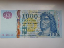 1000 forint  2006  DB  UNC