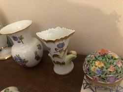 Herendi viktóriás váza