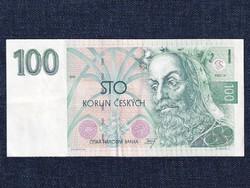 Csehország 100 szép Korona bankjegy 1993 / id 12930/