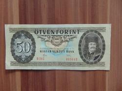 50 forint 1983 D 203 Szép ropogós bankjegy