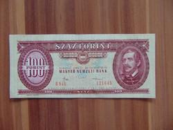 100 forint 1984 B 940 Szép ropogós bankjegy