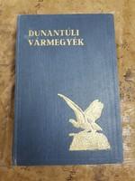 Szeghalmy Gyula Dunántúli Vármegyék antik könyv