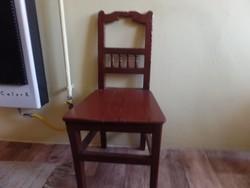 Antik, Ónémet szék