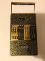 Addiator mechanikus számológép