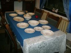 Régi gránit étkészlet