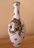 Zsolnay Főnixmadaras váza