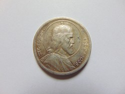 Szent István 5 pengő 1938  01