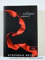 Eclipse napfogyatkozás STEPHENIE MEYER