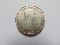 Horthy 5 pengő 1930  02