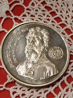 Szent Istvàn szép nagy ezüst