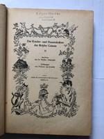 1953-as német mesekönyv
