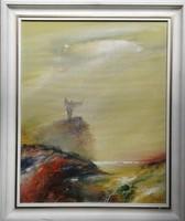 Csuta György festmény