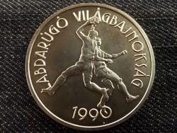1990-es Labdarúgó VB - Olaszország .900 ezüst 500 Forint 1989 BP BU / id 8146/