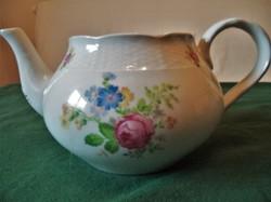 Meissen teáskanna, fedele nélkül