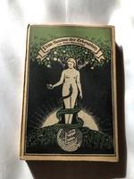 Régi német könyv. Hans Alexander - Vom Baume der Erkenntnis 1920-as évek környékéről