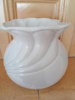 Royal porcelán KPM Bavaria csavart mintás gömbváza