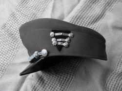 Katonai altiszti (tiszthelyettes) köznapi sapka újszerű 23