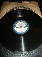 Gramofon lemez  Diadal Record  Ritka búza - Lányok, lányok  Karcmentes!