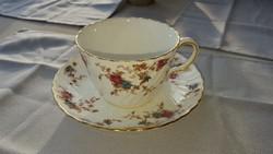 Nagy méretű Minton angol porcelán csésze+alj