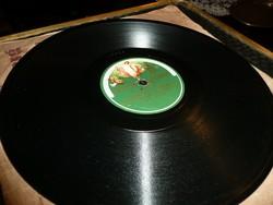 Gramofon lemez  Odeon Record - 23-ik gyalogezred indulói