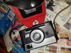 Fényképezőgép,  Beirette, tokostul, remek állapotban!