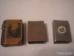 Antik gyufatartók gyűjteménybe ,BARBAROSSA HÖHLE KÉPPEL RITKASÁG