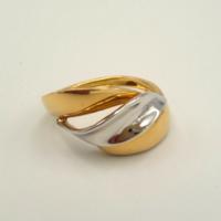 Arany 18 karátos gyűrű Jelzett 5,3 g