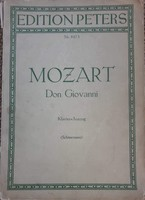 Mozart: Don Giovanni zongorakivonat