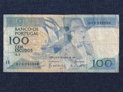 Portugália 100 Escudo bankjegy 1987 / id 12892/