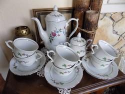 Csodaszép teás készlet
