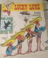 Lucky Luke. Tortilla a Daltonoknak, alkudható