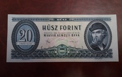 20 Forint 1980,aUnc.