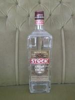 Stock díszüveg