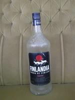 Finlandia díszüveg