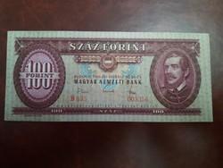 100 Forint 1968, Vf.